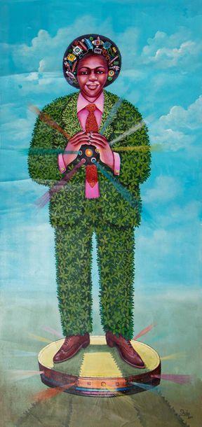 Monsengo SHULA (né en 1959) L'homme et son...