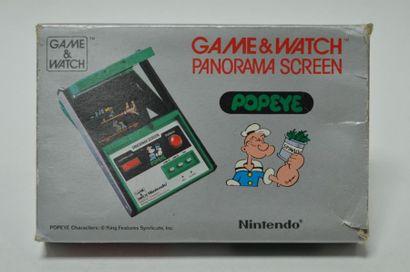 Game Watch PANORAMA SCREEN «POPEYE» (PG-92)...