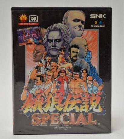 Garou Densetsu Special / Fatal Fury Special (1993) Game for Neo Geo AES consoles....