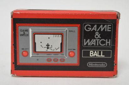 Game Watch «BALL» (réédition) – 2011 Jeu...