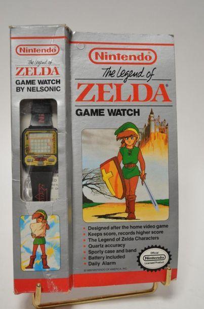 Nintendo WATCH (montre) The Legend of Zelda...