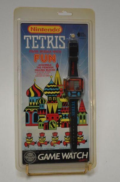 Nintendo WATCH (montre) TETRIS (1991) Version...
