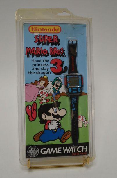Nintendo WATCH (montre) Super Mario Bros...