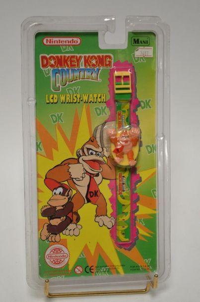 Nintendo WATCH (montre) Donkey Kong Country...