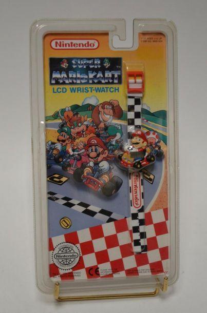 Nintendo WATCH (montre) Super Mario Kart...