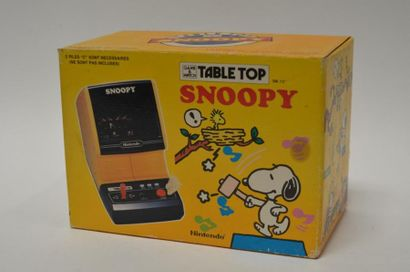 Game Watch TABLE TOP «SNOOPY» (SM-73) Version...