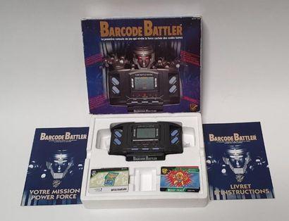 EPOCH Barcode BATLER (1991) Jeu complet en...