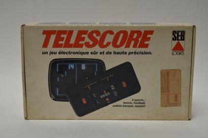 SEB Telescore français En boite, bon état...