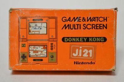 Game Watch MULTI SCREEN «Donkey Kong» (DK-52)...