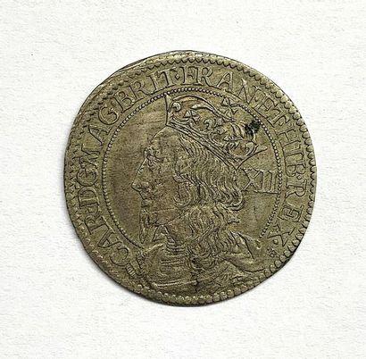 Ecosse – Charles 1er  12 Shillings argent...