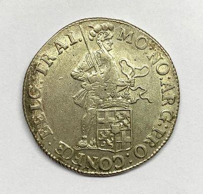 Pays Bas – République de Batave  Ducat d'argent...