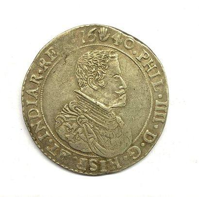 Pays-Bas Espagnols – Duché de Brabant  Philippe...