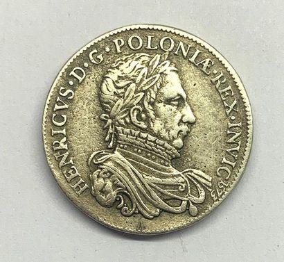 Pologne – Henri III future roi de France...