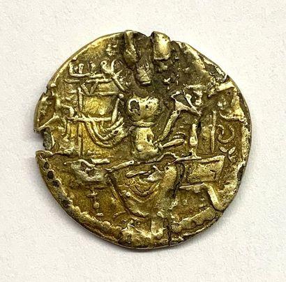 Kouchan – Empire du Kouchan  Statère d'or...