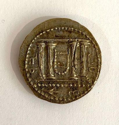 Judée – Deuxième révolte juive  Un Tetradrachme...
