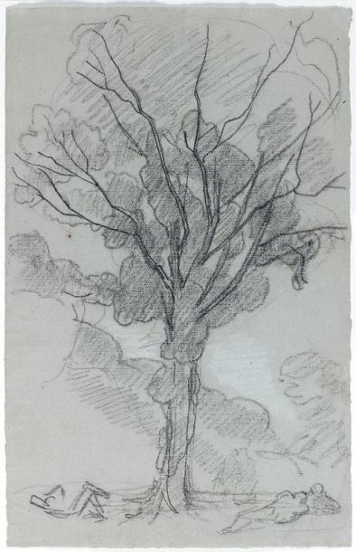 Thomas COUTURE (Senlis 1815 - Villiers-le-Bel...