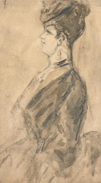*Constantin GUYS (Flessingue 1802 - Paris...