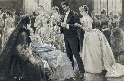 Paul RENOUARD (Cour-Cheverny 1845 - Paris...