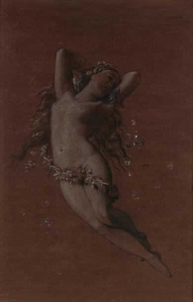 Henri LEHMANN (Kiel 1814 - Paris 1882) Le...