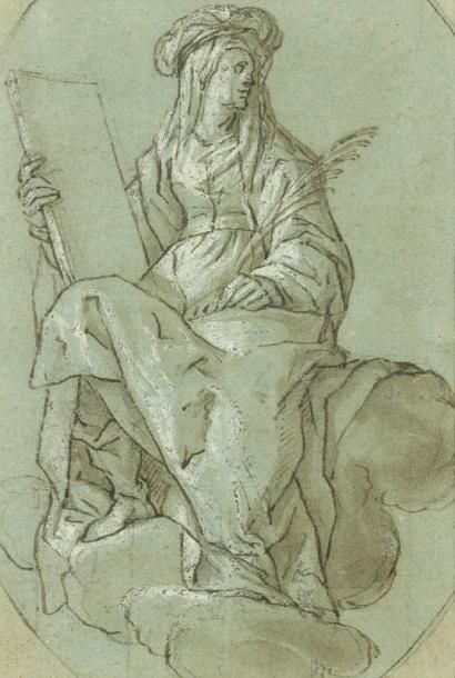 Attribué à Lazarro TAVARONE (Gênes 1556...