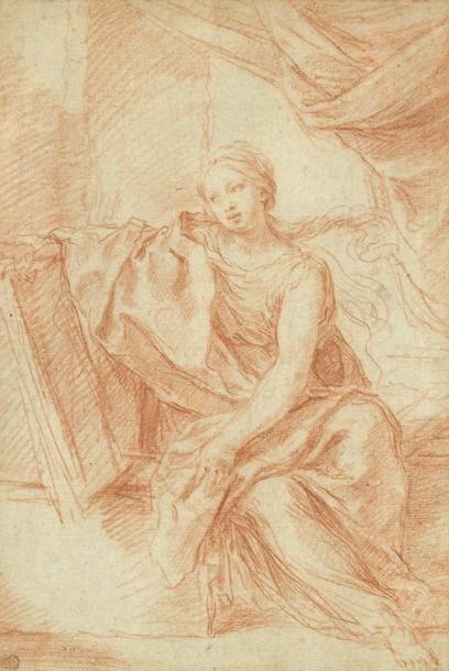 Attribué à Simone CANTARINI (Opopezza 1612...