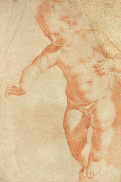 Ecole italienne du XVIIème siècle Recto...