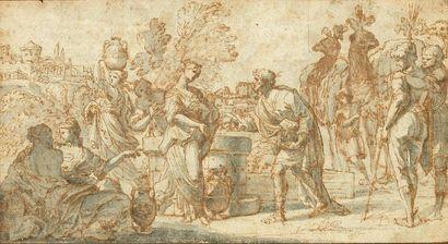 Attribué à Sébastien LECLERC (Metz 1637...