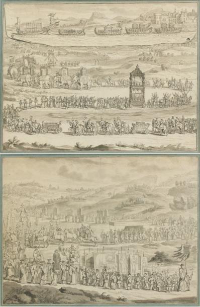 Bernard PICART (Paris 1673 - Amsterdam 1733)...