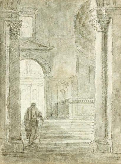 Attribué à Thomas de THOMON (Nancy 1754...