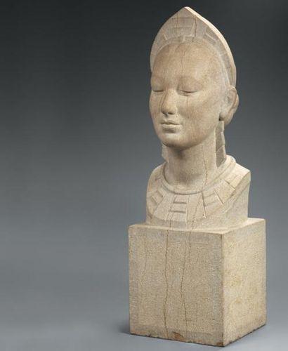 Jeanne BLANCHOT (Née à Paris, XXème siècle)...