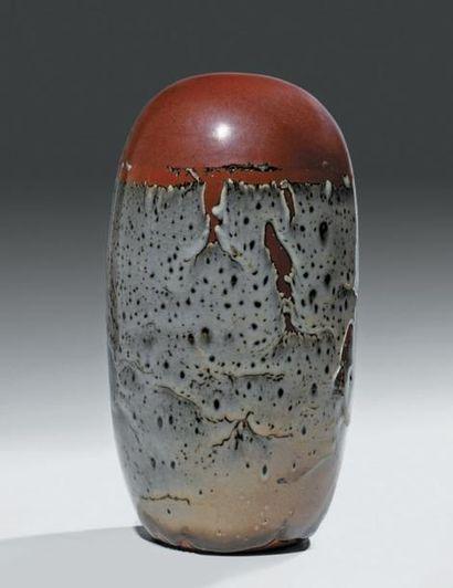 Jean-François FOUILLOUX (Né en 1947) Vase...