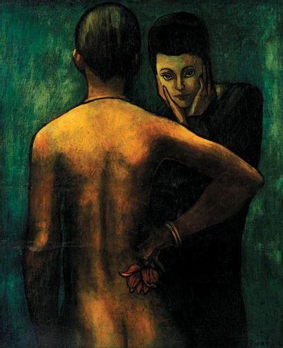 Francis PICABIA (Paris 1879 - 1953) Deux...