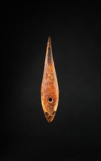 Amulette de pêche utilisée comme talisman...