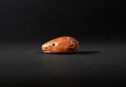 Amulette de chasse destinée à être attachée...
