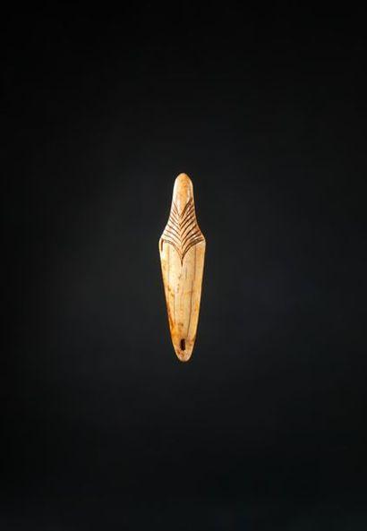 Amulette de chasseur aux vertus prophylactiques...