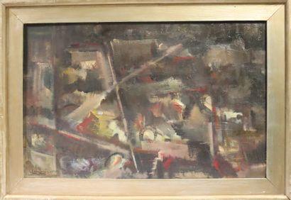 Jannis SPYROPOULOS (1912-1990)  Composition...