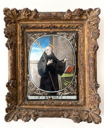 Jacques II Laudin (circa 1663-1729)  Saint...