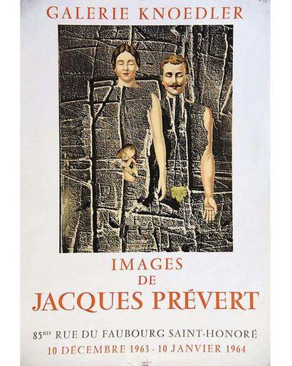 PRÉVERT Jacques