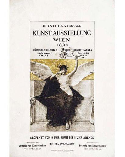 Wien Kunst Austellung 1894 1896