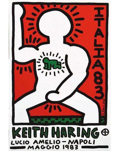 HARING Keith
