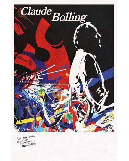 MORETTI Raymond Graphi BG   Affiche entoilée/ Vintage Poster on Linnen T.B.E. A -...