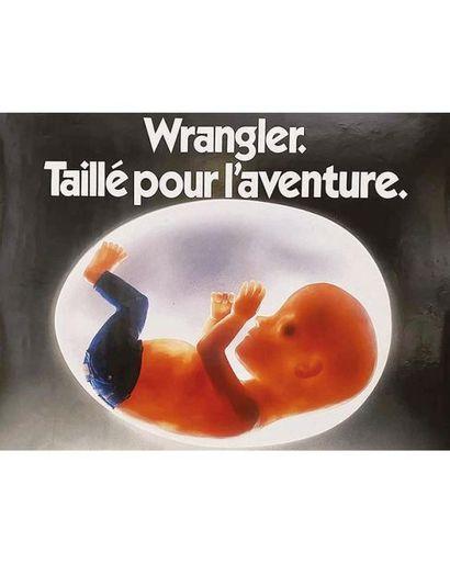 Wrangler Taillé pour l'Aventure 1983