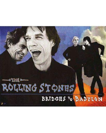 The Rolling Stones Bridges To Babylon 1997
