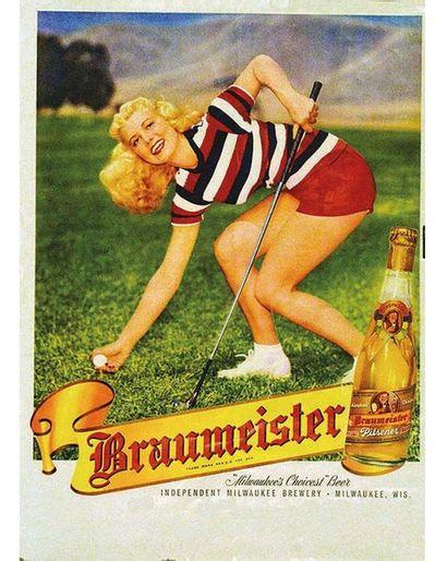 Braumeister Milwaukee'S Choicest Beer Pilsner vers 1950