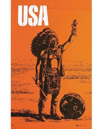 U.S.A. Indien 1968
