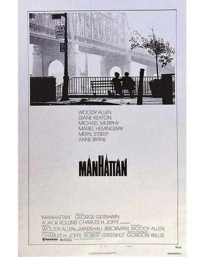 Manhattan Film de Woody Allen 1979
