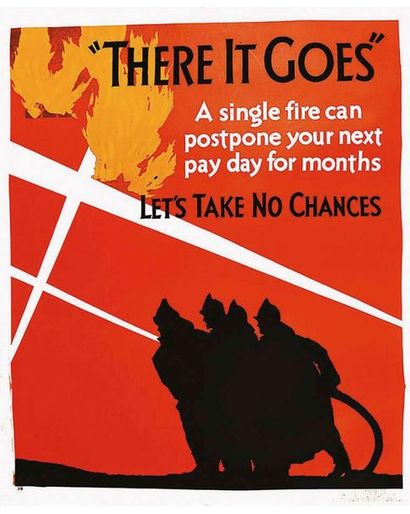 There it Goes Let's Take no chance MATTER 1929