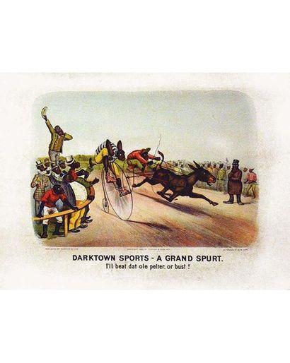 Darktown Sports - A Grand Spurt