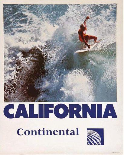 California Continental 1991