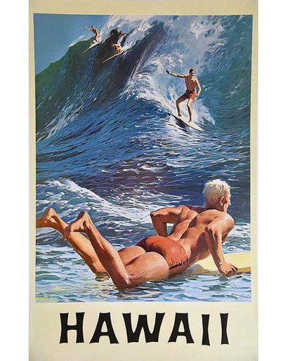 Hawaii vers 1970